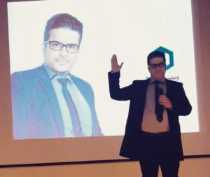سخنرانی در همایش وبمستران